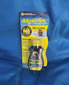 aquacheck testriliuskat